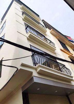 Bán nhà 5 tầng ngõ 70 phố Lụa, Vạn Phúc giá 3.15tỷ