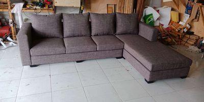 Sofa góc L mới tại xưởng khuyến mãi giá 5500k