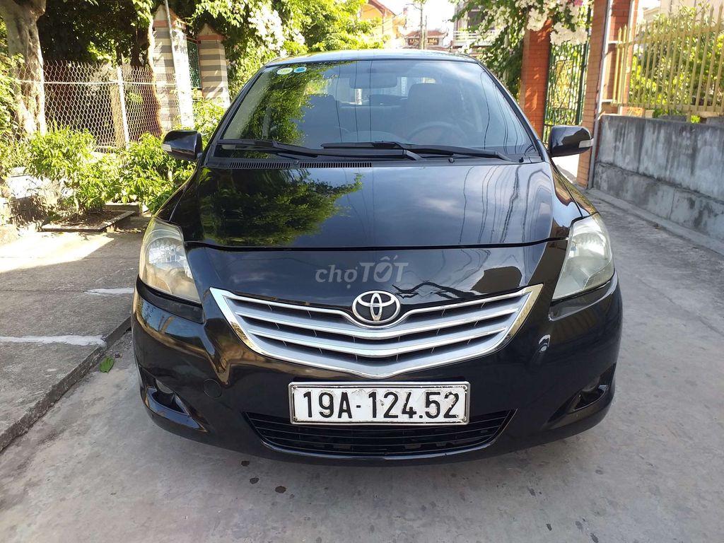 Toyota Vios 2009 Số sàn tư nhân đại chất