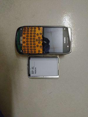 Nokia E 6 hư bàn phím