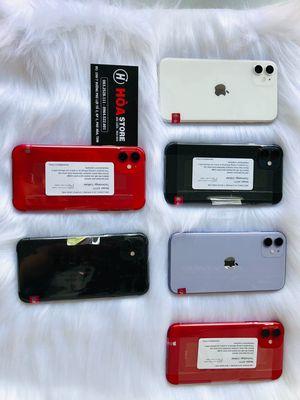 iPHONE 11 64Gb QT Zin Áp Đẹp 99% CÓ BÁN TRẢ GÓP