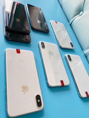 IPHONE X 64Gb 99% BÁN TRẢ GÓP 0%-1%