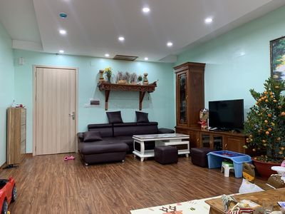 Bán căn hộ số 430 tòa HH02E 5 tòa mới KĐT Thanh Hà