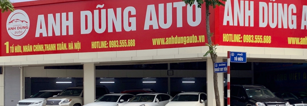 Showroom Anh Dũng Auto