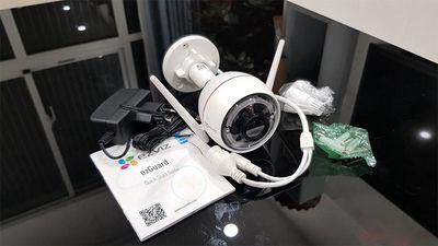 Camera Giám Sát Wifi Ezviz C3W 2MPx FULL HD