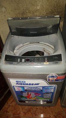 Máy giặt Panasonic 7kg lồng đứng cần pass lại