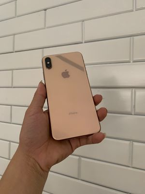 Iphone XSM gold lock mất face