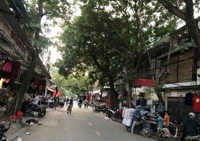 Bán nhà mặt đường Phan Bội Châu vị trí đẹp, HP