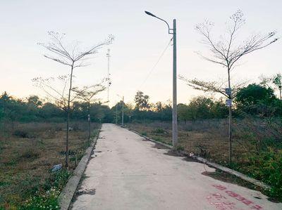 Bán gấp lô đất đẹp đối diện khu CN Tân An