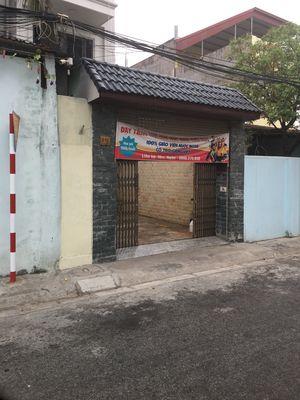 Nhà mặt đường Hồ Sen - Cầu vượt Nguyễn Văn Linh