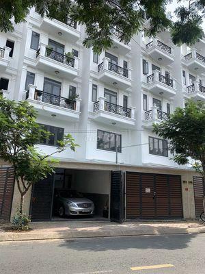 Nhà 5 Tầng Cuối Nguyễn Oanh-Hà Huy Giáp Giá 4 tỷ 6