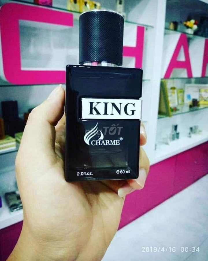 0345073737 - Nước hoa Charme King