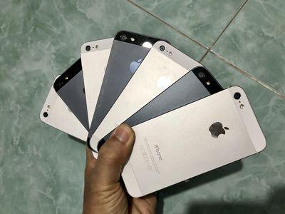 Iphone 5 quốc tế full chức năng,bao reset dòng 2