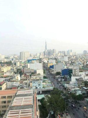 Chung cư Quận Bình Thạnh 85m² 3PN, view Landmark