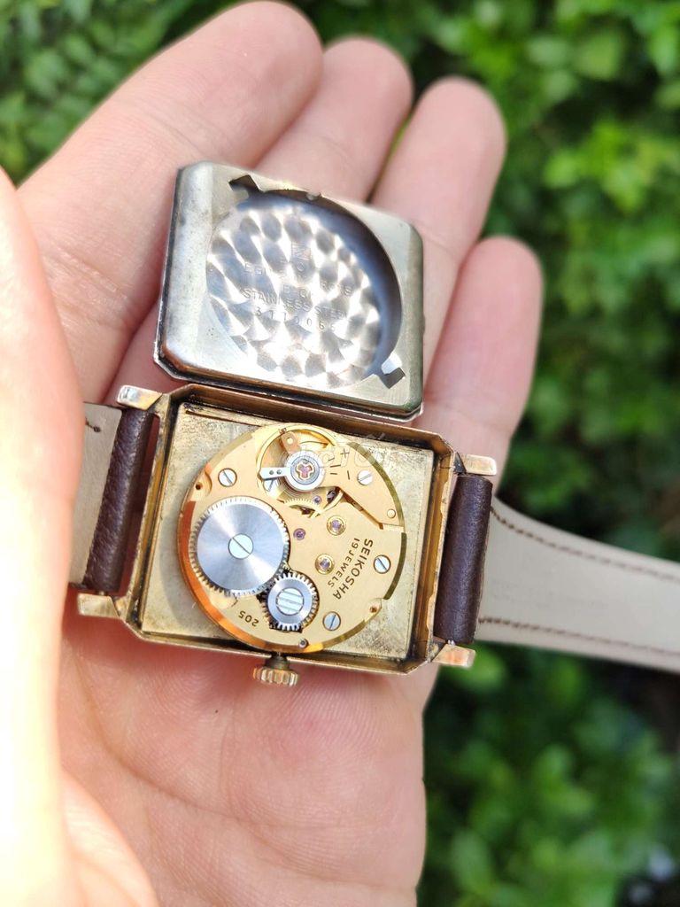 0905765999 - Đồng hồ xưa seiko harmony mặt xấu giá tốt