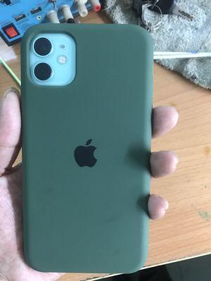 iPhone 11 64g màu xanh dương mới hết bảo hành