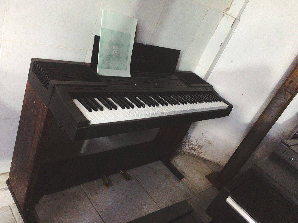 Piano cvp5 gọn gàng hè