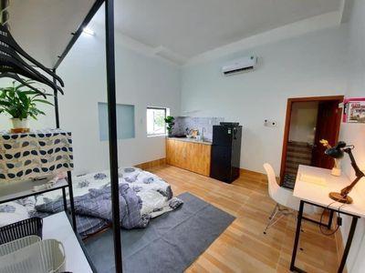 Phòng full nội thất đẹp xinh, Hồ Văn Huê,Phú Nhuận