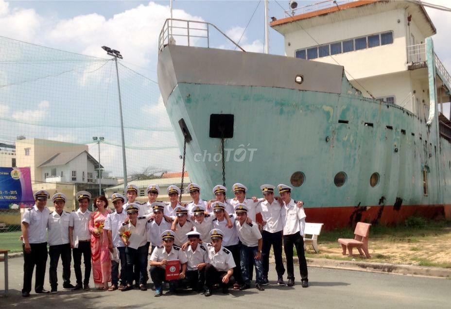 tuyển ngành Công nghệ chế tạo vỏ tàu