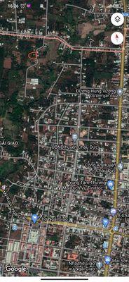 Đất thị trấn Ngãi Giao, Huyện Châu Đức 200m2