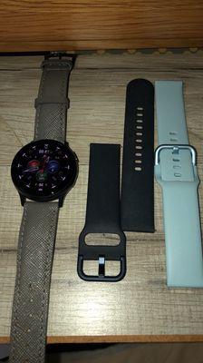 Samsung galaxy watch active 2 40mm , fullbox