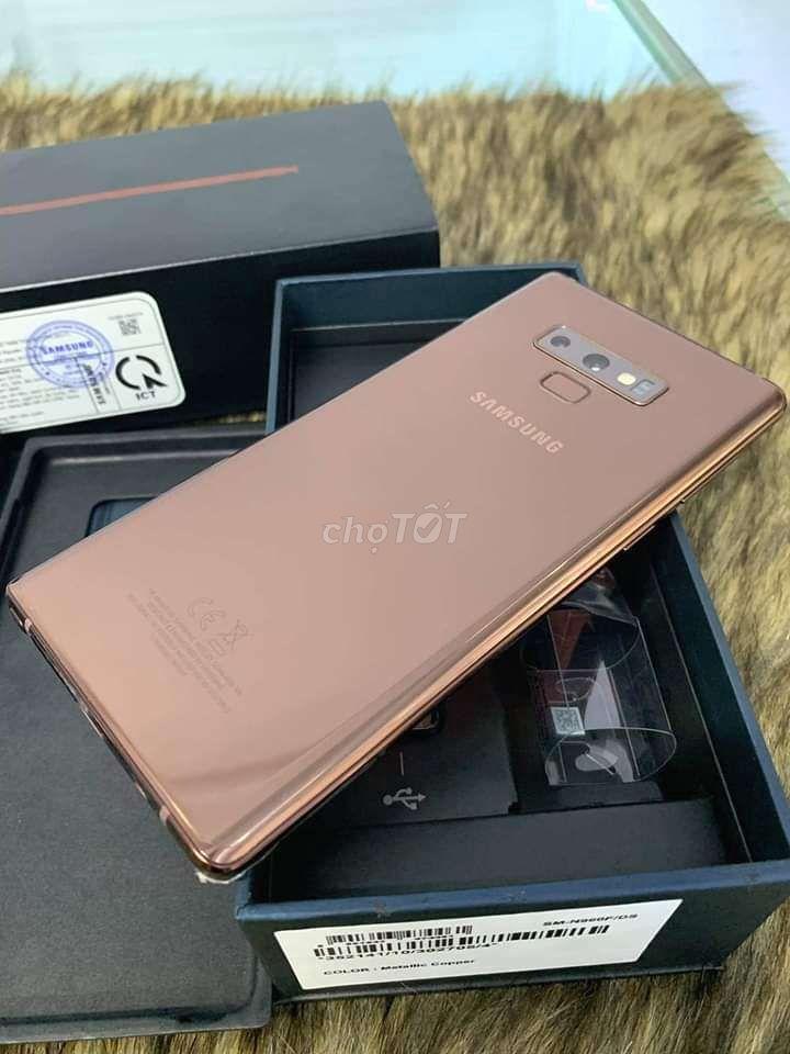 Galaxy note 9 ssvn