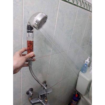 vòi tắm hoa sen có dây