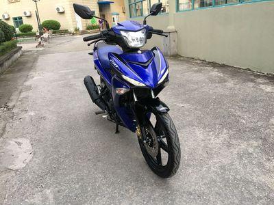 Yamaha Exciter 150 màu xanh GP đời chót 2018
