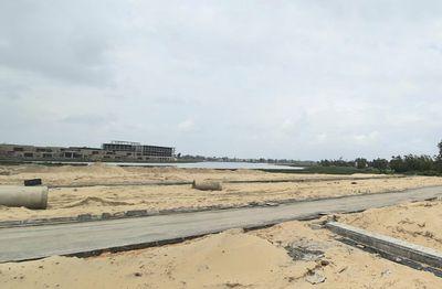 Đất biển Hà My- gần sông Cổ Cò.tiện.ích.hiện.hữu