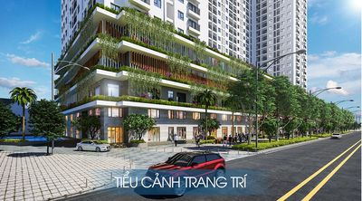 Ecolife Riverside 64m² 2PN Dự án tâm huyết của CDT
