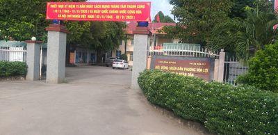 Bán đất đối diện chợ, kế trường học, ubnd Hòa Lợi