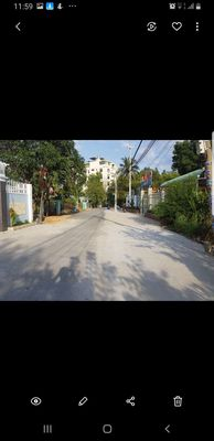 Đất Bán thổ cư hêt đất đường nhựa 7m