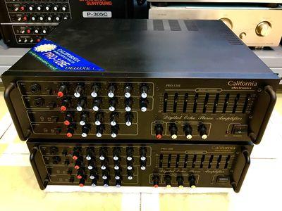 Amplifier California PRO-128E hàng USA