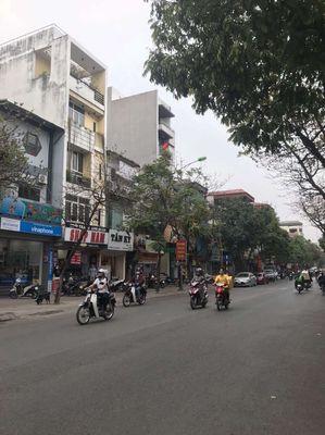 Mặt phố KD, vỉa hè, dt 72m2 Ngọc Lâm, Long Biên.