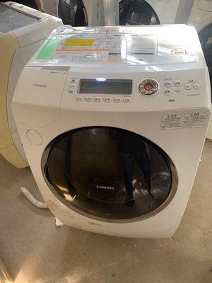 Toshiba inverter giặt sấy 9kg màn hình LCD