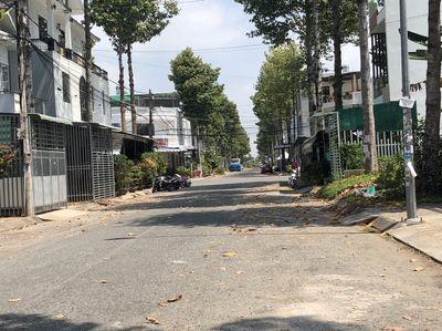 Bán nền 108m2 đường số 2 khu đô thị Nông Thổ Sản