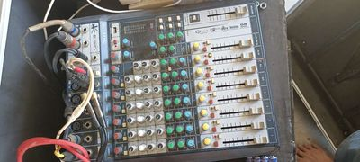 Mixer soundcralt singature 10