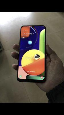 Samsung : tên gọi A50s / ngoại hình 99%