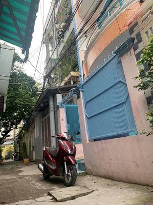 Bán nhà đường Dạ Nam, P.2. DT: 4.25x15m