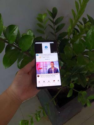 Samsung Note 9 cà phê ram 6G 128G viền trầy nhẹ