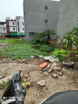 Bán lô đất 60m ô-tô ra vào thoải mái ở Vĩnh Niệm