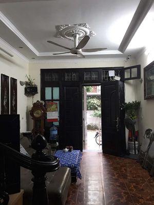 Nhà mặt ngõ 3.5 tầng tại dốc Minh Khai