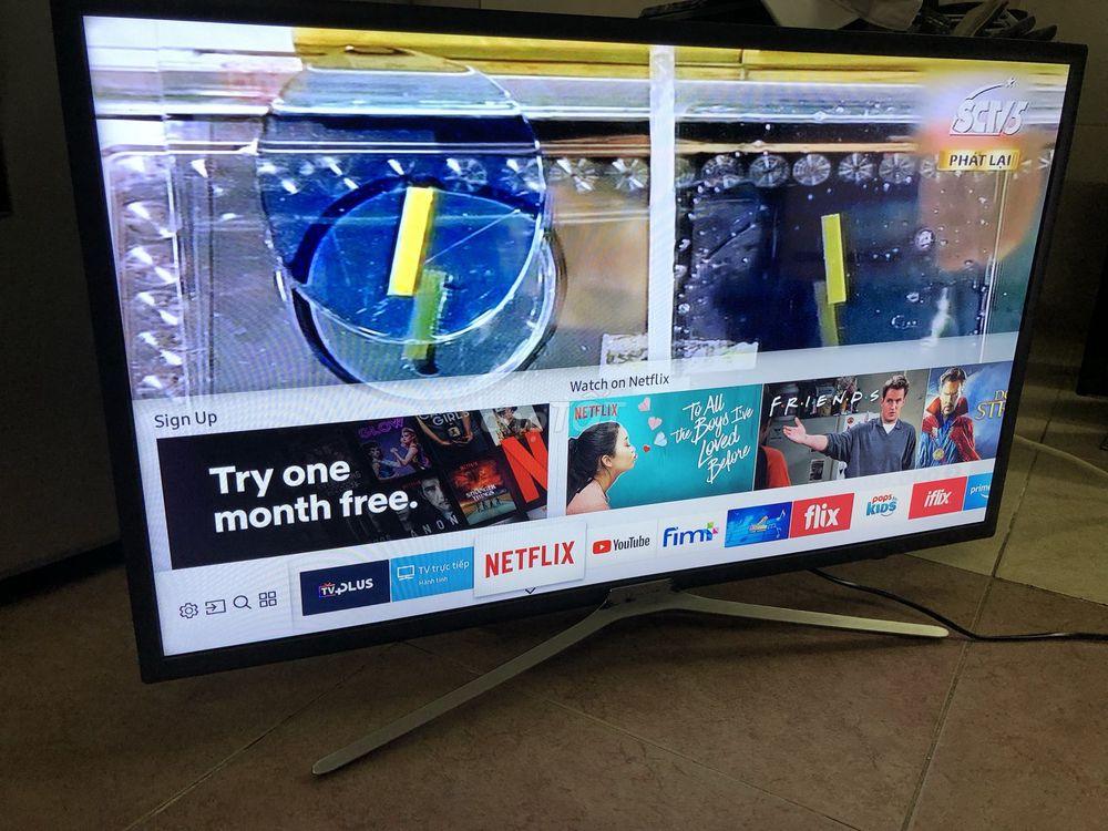 Led Samsung 43in JK 5500 Smart, Wifi , Fullhd,DVB
