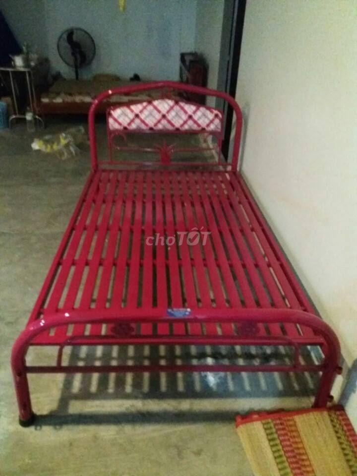 giường sắt đơn sơn tĩnh điện duy phương