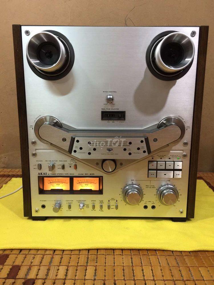 EBay về Akai : Gx 6356  D --- 00002 xuất Mỹ đẹp 99