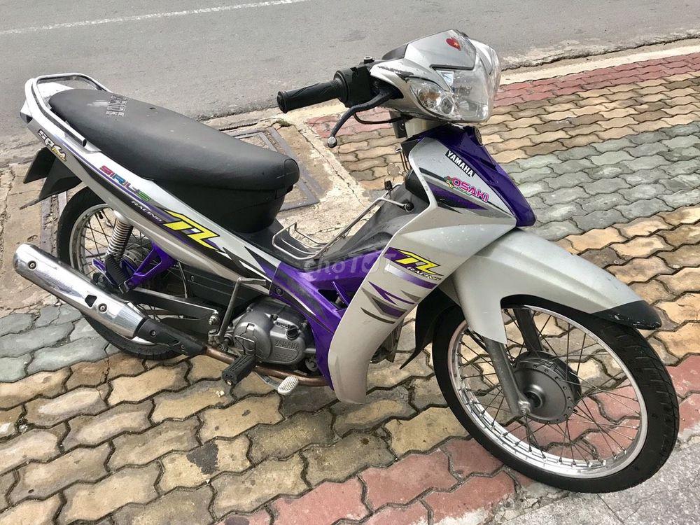 Yamaha Sirius 54zz
