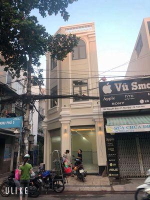 Căn góc 2 mặt tiền gần chợ Tân Hương