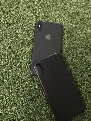 iPhone X Xám 256gb quốc tế nguyên bản do dư sài