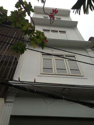 Nhà 4 tầng, 42m2, phường Phú Thượng, Tây Hồ