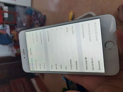 Iphone 6 plus 16gb qte có gl